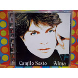 Camilo Sesto Cd Alma 2003 Bmg Nuevo Con Album
