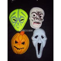 Halloween 25 Mascaras Monstruosas Plasticas