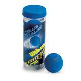 Pelota Para Racquet Y Padel Paddle Wilson (3unid) Wrt9175