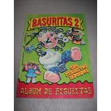 Album De Figuritas Basuritas 2 (vacio)