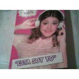 Disney Violetta Esta Soy Yo Libro Nuevo