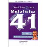 Nueva Metafisica 4 En 1 - Tomo 2 - Conde Saint Germain