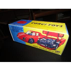 Corgi Caja Reproduccion N° 314 Ferrari 250 Le Mans $70