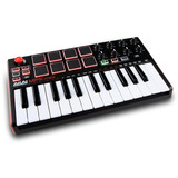 Akai Mpk Mini Mk2 Usb Drumpad Joystick Oferta Black-week!!