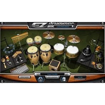 Kit De Percussão Ezdrummer 2 Ezx Latin Percussion Kontakt