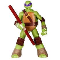 Brinquedos Menino Boneco Tartarugas Ninja Donatelo 55cm Mimo