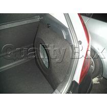 Caixa De Fibra Lateral Reforçada Hyundai I30 (até 2012)