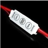 Mini Controle Dimmer 12v Strobo Flash Fita Led E Lampadas!!
