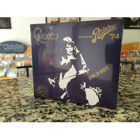 Queen - Live At The Rainbow 74 (cd Duplo)