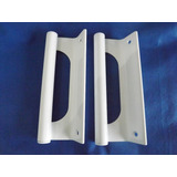 Puxador De Aluminio Para Porta E Portão De Aluminio 2 Peças
