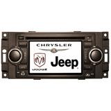 Auto Dvd Gps Chrysler Dodge Jeep Cherokee 300c Liberty Ram !
