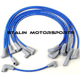 Cables De Bujias Msd 6 Cilindros+cable De Bobina Universal
