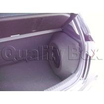 Caixa De Fibra Lateral Reforçada Hyundai Hb20 Hatch