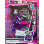 Monster High Muneca Spectra Vondergeist En Dia De Las Fotos