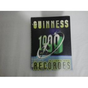 Livro Guinness Book 1999