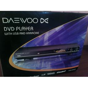 Dvd Daewoo, Con Puerto Usb, Kareoke - Ddm-400bom