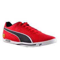 Zapatillas Puma Selezione Ferrari Sf Nm2 Hombre Rojo