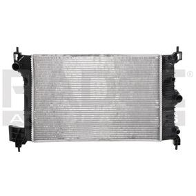 Radiador Sonic/trax 12-14 L4 1.6/1.8 Lts C/aire Estandar