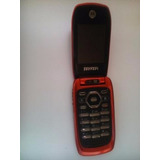 Nextel Motorola I897 Ferrari Preto Vermelho Amarelo Vitrine