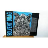 Lp Solvent Drag - Insentient - Punk Rock Hc
