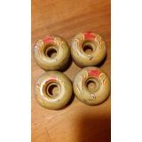 Ruedas Para Skate Board , Bones Fire Balls 101a 58mm