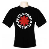 Camisetas Banda Rock Red Hot Chilli Peppers