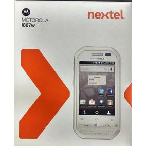 Nextel Motorola I867w