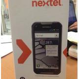 Promo Nextel Motorola Iron Rock Personal Prepago 0km Nuevo