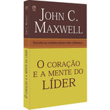 Kit 05 Livros Coração E A Mente Do Líder - John C. Maxwell