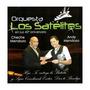 Cd - Orquesta Los Satelites - La Salsa De Venezuela - 6652