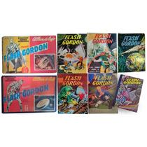 Lote De Comics Flash Gordon - Colección Antiguos