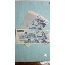 Billete 20,000 Pesos Andres Quintana Roo