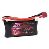 Bateria Lipo 7.4v 2s 1300 Mah 30c - Helicopteros Y Drones!!