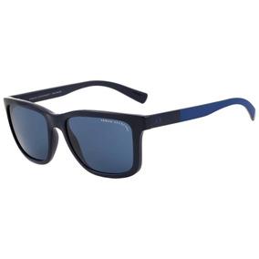 Armani Exchange Ax 4045 Sl - Óculos De Sol 8177/80 Azul