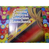 Festival De La Cancion Ranchera Lp Cuarto, 10 Finalistas