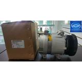 Compresor Aire Acondicionado Chevrolet Aveo Original Gm