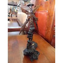 Escultura Don Quijote De La Mancha Estilo Antiguo Y Original