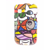 Capa Samsung Galaxy Pocket S5300 5301 5302 Romero Britto