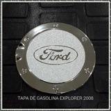 Aplique De Tapa De Gasolina Cromada De Explorer 2006 A La 20