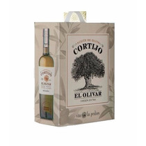 Aceite Oliva Cortijo Viña Las Perdices Bag In Box 3 Litros