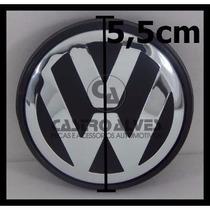 Calota Tampa Miolo Centro Roda Original Liga Leve Volkswagen