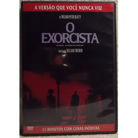 Dvd Terror: O Exorcista - William Peter Blatty / W. Friedkin