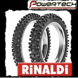 Cubierta Motocross 110/90-17 Honda Xr 125 L - Rinaldi Sh31