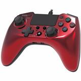 Hori Pad 4 Fps Vermelho Compatível Com Ps3 E Ps4 Menor Preço