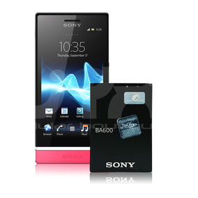 Bateria Sony Ericsson Xperia U St25 Ba600 Original