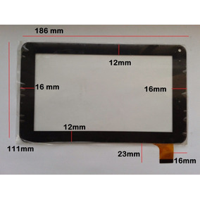 Mica Tactil Tablet China 7 Argon Ar-7720 Aoson M721