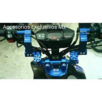 Manubrio Deportivo Posiciones Motocicleta Accesorio Manillar