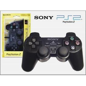 Joystick Ps2 Original Tienda Sony Control Dualshock Garantia