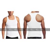 Camiseta Nadador Masculina Tank Cavada Regata Camisas Blusas