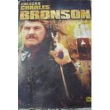 Coleção Charles Bronson Box Com 4 Dvds Lacrado Novo Raro